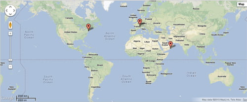 Rats In A Sinking Server Secureworks - Sinkhole map us